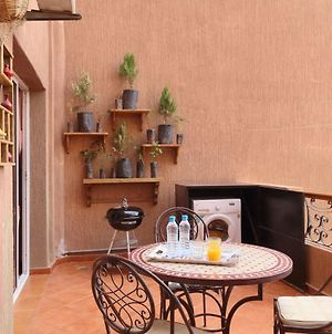 Cozy Appartement En Plein Centre De Marrakech photos Exterior