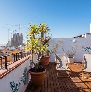 Exclusive Sagrada Familia Penthouse With Sea Views photos Exterior