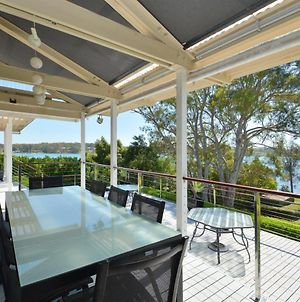 Morisset Bay Waterfront Views Lake House Looking Over Trinity Marina photos Exterior