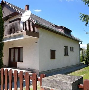 Holiday Home In Balatonmariafurdo 19439 photos Exterior