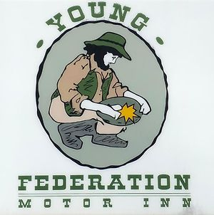 Young Federation Motor Inn photos Exterior