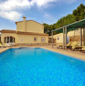 Estrelizia - Pretty Holiday Property With Garden And Private Pool In Calpe photos Exterior