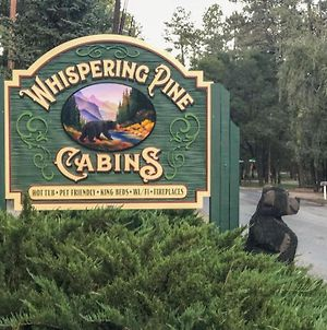 Whispering Pine Cabins photos Exterior