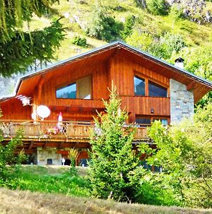 Luxury Chalet In Champagny-En-Vanoise Near Ski Area photos Exterior