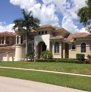 Beautiful Huge Marco Island Fl Waterfront Home Great For Large Families photos Exterior
