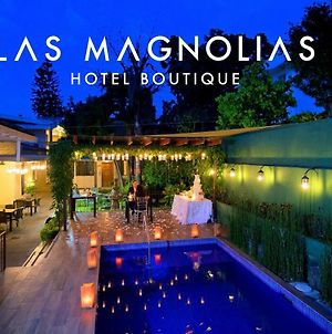 Las Magnolias Hotel Boutique photos Exterior