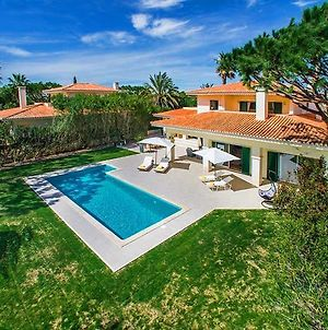 Almancil Villa Sleeps 6 Pool Air Con Wifi T607846 photos Exterior