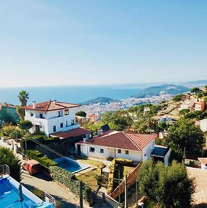 Luxury Villa Investingspain With Sea Views, Pool And Jacuzzi photos Exterior