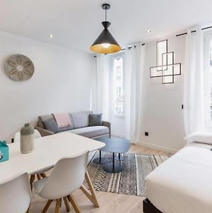 Amazing & Brand New Parisian Flat For 6P photos Exterior