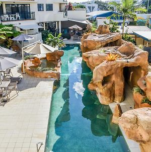 Second Floor 2 Bedroom Mooloolaba Escape - Caribbean Resort photos Exterior