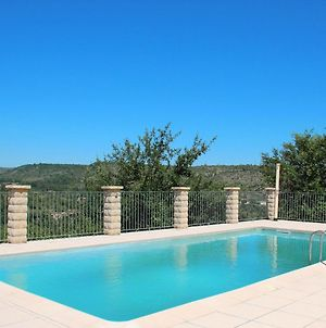 Peaceful Holiday Home In Les Vans, Ardeche With Pool photos Exterior