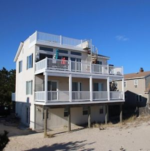 Ship Bottom Ocean Front Pet Friendly Home. Roof Top Deck. Endless Unobstructed Views 40972 photos Exterior
