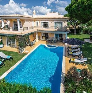 Vale Do Lobo Villa Sleeps 10 Pool Air Con T480113 photos Exterior