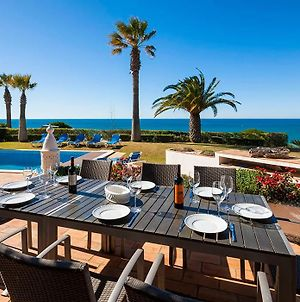 Vale Do Lobo Villa Sleeps 10 Pool Air Con Wifi photos Exterior