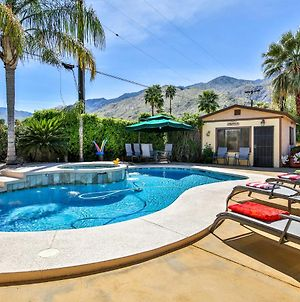 Oasis In The Heart Of Palm Springs - Four Bedroom Home Vr photos Exterior