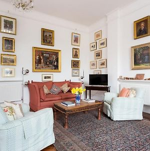 Artistic 1Bed Flat With Patio In South Kensington photos Exterior
