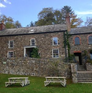 The Farmhouse At Bodnant Welsh Food photos Exterior