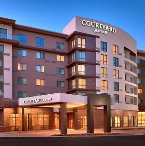 Courtyard By Marriott Salt Lake City Downtown photos Exterior