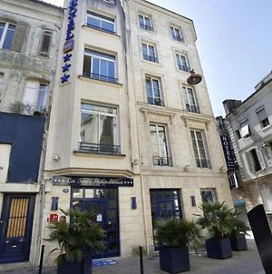 Qualys-Hotel La Tour Intendance photos Exterior