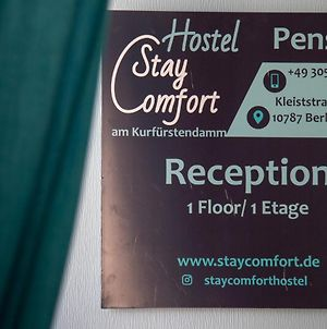 Pension Hostel Staycomfort Am Kurfurstendamm photos Exterior