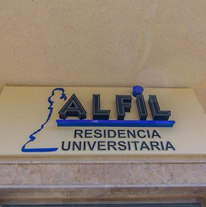 Residencia Universitaria Alfil photos Exterior