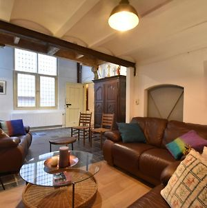 Group Accommodation In Beautiful Historical Building In Enkhuizen Town Centre photos Exterior