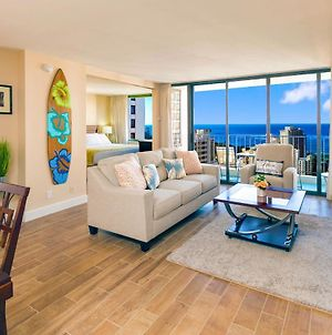 High End 30Th Floor With Panoramic Ocean Views 1 Block To Beach Free Parking & Wifi photos Exterior