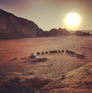 Wadi Rum Sky Tours & Camp photos Exterior