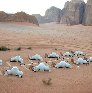 Wadi Rum Night Luxury Camp photos Exterior