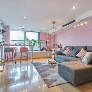 Yisu Loft Theater Apartment photos Exterior