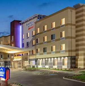 Fairfield Inn & Suites By Marriott Houston Missouri City photos Exterior