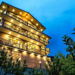 Golden Apple Resort Manali photos Exterior