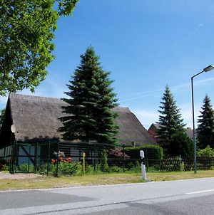 Welcoming Holiday Home In Gegensee Near Szczecin Lagoon photos Exterior