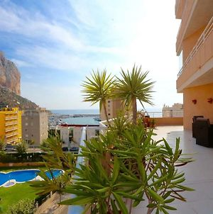 Beautiful Seaside Apartment Vasilisa With Sea, Yacht Club & Roch Of Ifach Views In Calpe photos Exterior
