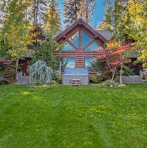 Oden Bay Log Home photos Exterior