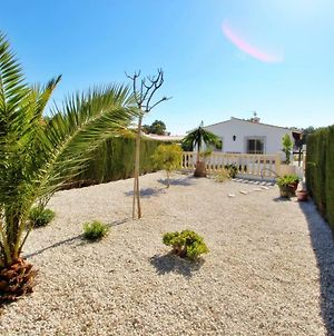 Alcazar - Holiday Bungalow In Peaceful Surroundings In Teulada photos Exterior