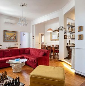 Classic Decor Flat 15Min From Piazza Del Popolo photos Exterior