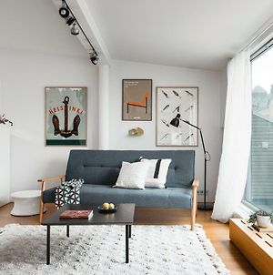 Central Nordic Design Penthouse With Terrace photos Exterior