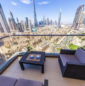 Keysplease 3 B R Burj View Apt South Ridge Downtown Dubai photos Exterior
