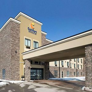 Comfort Inn & Suites Cedar Rapids Cid Eastern Iowa Airport photos Exterior
