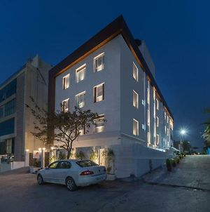 Skyla Serviced Apartments & Suites Jubilee Hills photos Exterior
