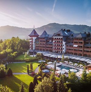 The Alpina Gstaad photos Exterior