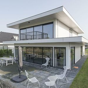 Luxurious, Waterfront Design Villa, Located Near Harderbos photos Exterior