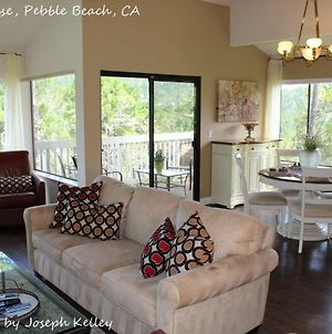 Pebble Beach Tree House Views Of The Ocean Vaulted Ceilings Close To Everything photos Exterior