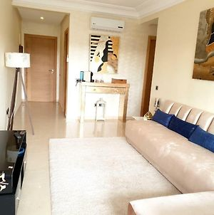 Apartment With 2 Bedrooms In Casablanca With Wonderful Sea View Shared Pool Furnished Garden 20 M From The Beach photos Exterior