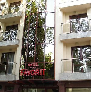 Hotel Favorit photos Exterior