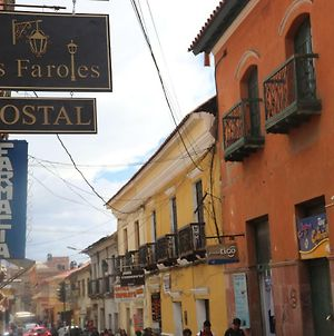 Los Faroles Hostal photos Exterior