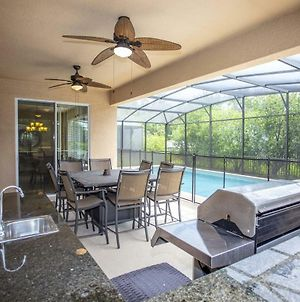 6-Bedroom House W/ Private Pool 10 Min From Disney photos Exterior