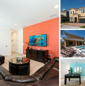 Beautiful 5 Star Villa With Private Pool On The Prestigious Encore Resort At Reunion, Orlando Villa 2904 photos Exterior