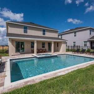 Your Family Will Love The Private Pool At Your Private Villa In Encore Resort At Reunion Orlando Villa 2926 photos Exterior